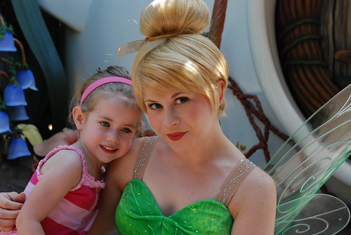 tinkerbell disney land