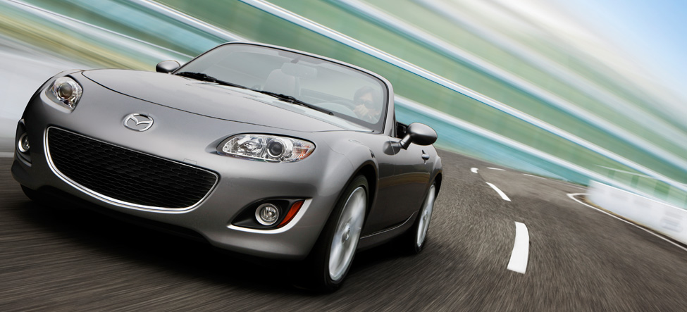 2010 Mazda MX-5 Miata Silver gallery