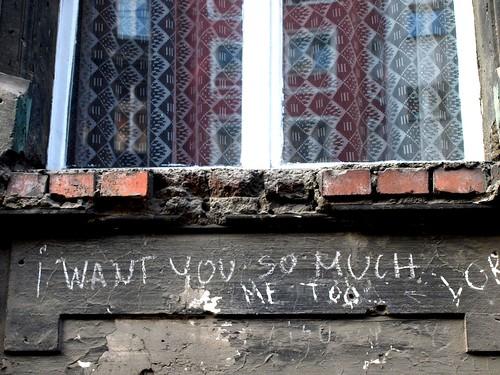 Fassadenpoesie