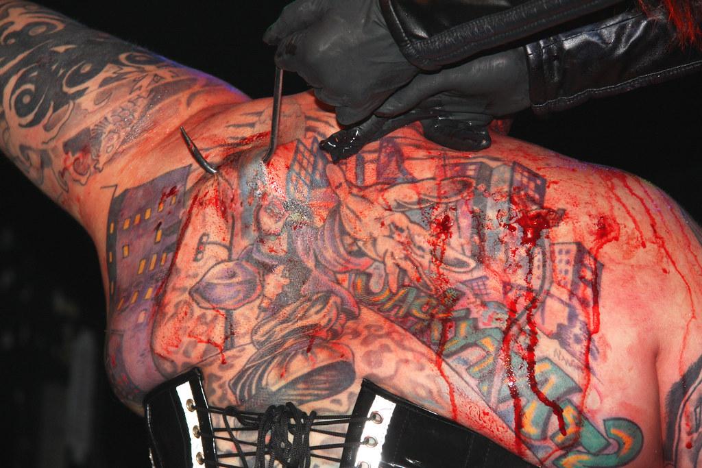 Tattoo fetish
