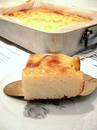 torta riso e latte: corr.colore