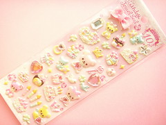 Kawaii Jewel Stickers October Q-LiA Birthstone Pink Tourmaline (Kawaii Japan) Tags: birthday bear pink flower cute art smile animals cake japan shop stone project shopping scrapbooking asian happy japanese diy store october sticker pretty candle decorative crafts decoration creative adorable goods ring plastic lindo birthdaycake commercial kawaii fancy crown sheet collectible lovely cuteness creator supplies deco puffy stationery birthdaycard crafting tourmaline jewel stationary supply craftsupplies niedlich  birthstone gentil qlia atraente cardmaking grazioso craftshop ribbonbow japanesestore japaneseshop kawaiigoods kawaiistuff kawaiishopping decoden kawaiijapan kawaiishop kawaiidiy japanesekawaii kawaiishopjapan