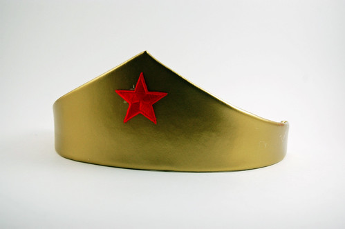 Wonder Woman Crown 02