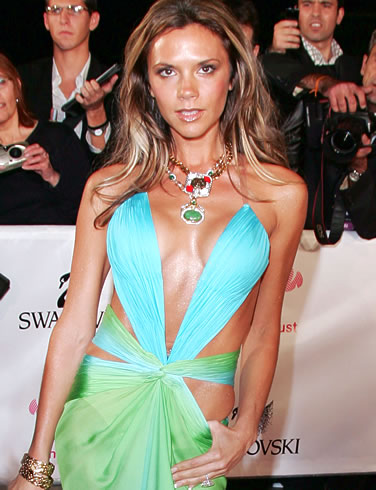 Super star-Victoria Beckham