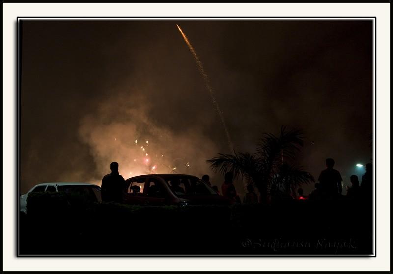 Diwali Sky-2009