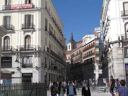 Calle de Preciados Hotel Europe