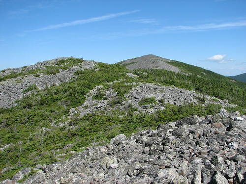 Abraham Mountain, Maine