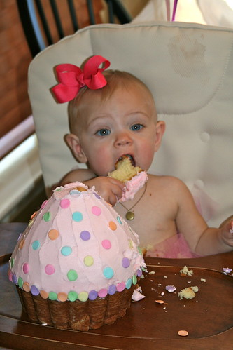 Isabelle's First Birthday