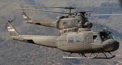 Last Formation Flights (Marinehawk12) Tags: aircraft huey helicopter nationalguard uh1 coloradonationalguard coloradoarmynationalguard