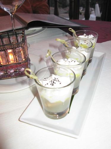 Espresso & Clam Shots