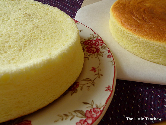 Cotton Soft Japanese Cheesecake 3