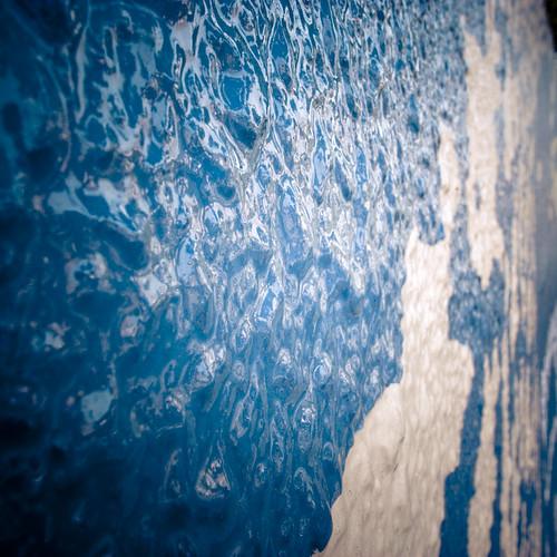 Blue Wall Ocean