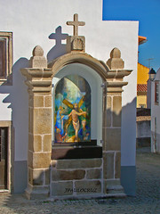 Almeida (JPauloCruz-Fotografia) Tags: portugal cruz igreja lugares terra sitios almeida ilustrarportugal cybershotdsch50