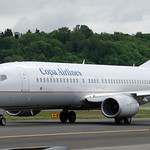 Copa Airlines  HP-1711CMP thumbnail