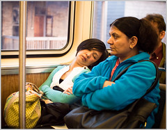 It's times like these I wish I had a tambourine (TheeErin) Tags: sleeping two people chicago public train women cta publictransportation slumber duo authority el transportation transit l asleep gesture damen elstop brownline chicagoland beingthere chicagotransitauthority chicagoist asleeponthetrain ridership masstrans