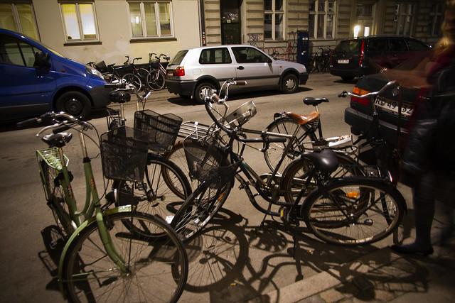 Copenhagen 5 Bikes