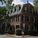Brick House on P Street - Georgetown, Washington DC