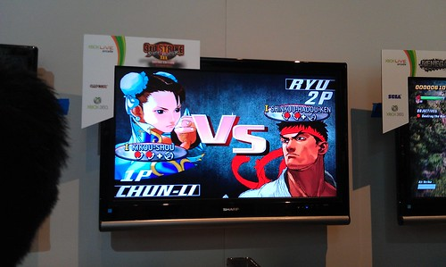Street Fighter 3rd Strike  E3 2011