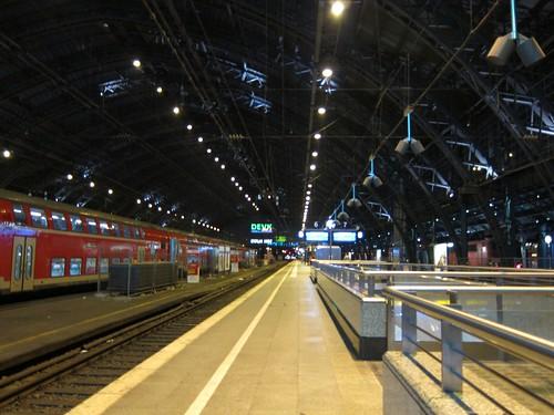 Koln train station