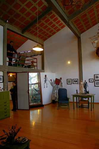 Diego Riviera and Frida Kahlo Studio