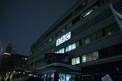 BBC Manchester, Oxford Road