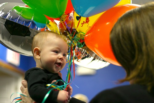 Jack & Balloons
