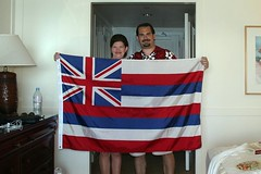 Our Hawaii State Flag
