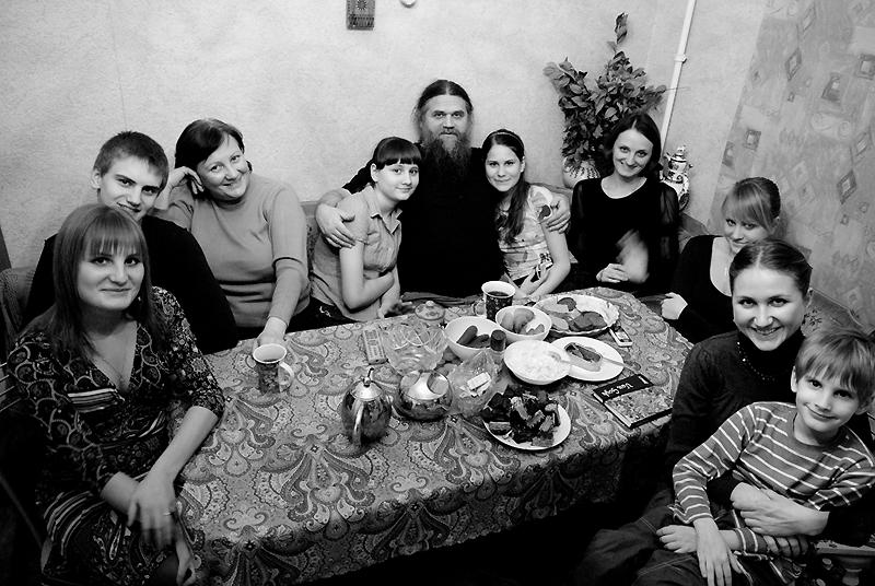 Серия Афанасия Зоитакиса о семье священника2