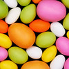 Easter Candy (Rune T) Tags: orange green easter season square colorful candy chocolate round eggs sweets marzipan