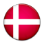 Flag of Denmark PNG Icon