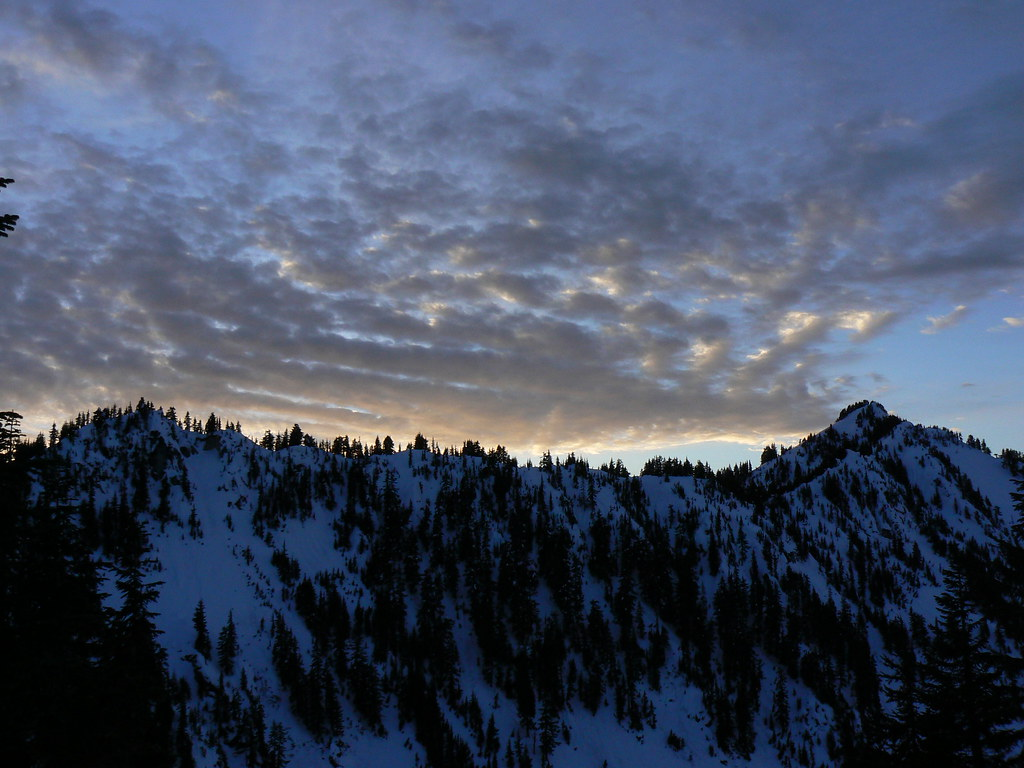2009-01-16- Stevens Pass Sunset 081