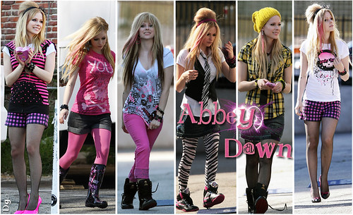 Avril Lavigne (Set) · Avril Ramona Lavigne (Group) · lσνє ∂єѕιgиѕ (Group)