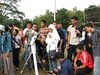 Road to Annular Solar Eclipse