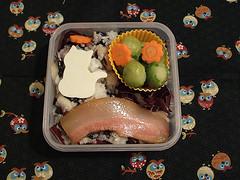 Bento Challenge week 3 - my bento n.5