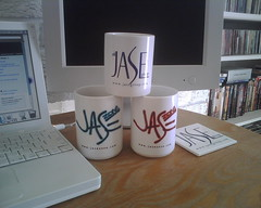 Coffee mugs: JASE & JASEzone