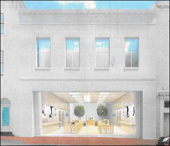 Design 4, Apple Store, Georgetown
