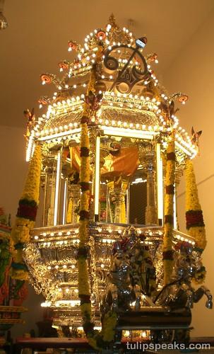 Thaipusam 2009 - Chariot