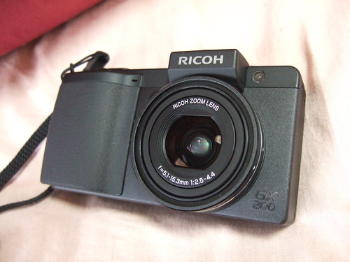 RICOH GX200 購入