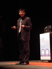 Kentaro Toyama, director adjunto del centro de investigación de Microsoft en India