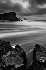 Panther Beach Stormy Sunset - Davenport, California (Jim Patterson Photography) Tags: ocean california ca longexposure sunset sea blackandwhite santacruz seascape storm beach clouds landscape coast rocks waves pacific shoreline stormy shelf coastal shore lowtide intertidal davenport shelves majors sevenmilebeach santacruzcounty pantherbeach rockyshore landscapephotography oceanscape nikond300 tokina1116mm holeinthewallbeach beneathblueseas beneathblueseascom jimpattersonphotography jimpattersonphotographycom seatosummitworkshops seatosummitworkshopscom