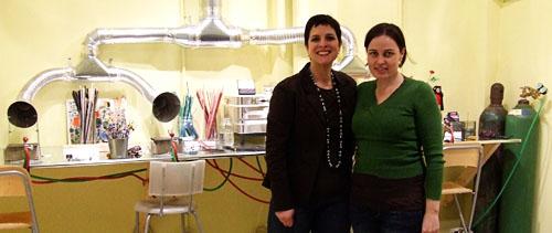 Susan and Nadia