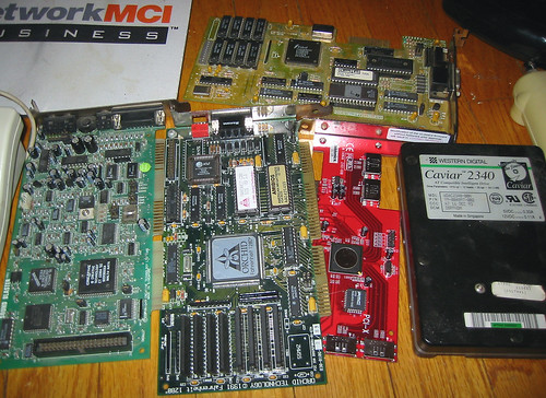 20090118 - cleaning house - 174-7497 - computer cards