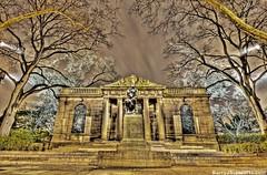 Rodin Museum 2 (Barry J. Schwartz) Tags: philadelphia nikon philly rodin hdr barryschwartz rodinmuseum 1424 d700 barryjschwartz