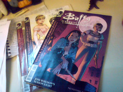 "B-Day presents (Buffy ""No Future For You"")"