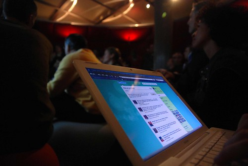 People @ Social Media Congres by bobby-james, on Flickr