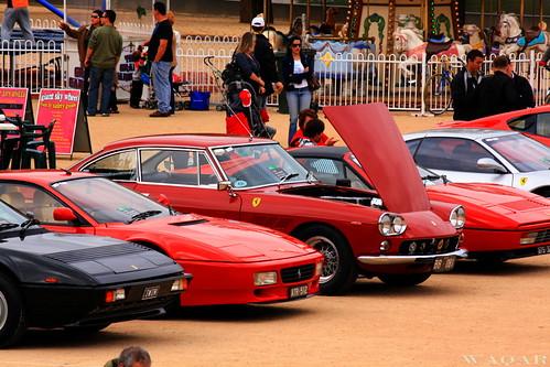 Image: Ferrari Concours Melbourne