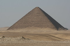 Egypt, April 2009 (samthetax) Tags: egypt pyramids dahshur ancientegypt redpyramid sneferu
