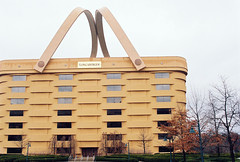 Longaberger Company Headquarters, Newark, Ohio