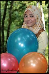 Portable Lighting Class (Faiz) Tags: muslim islam hijab ayu melayu tudung awek gadis