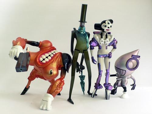 Netzwerk Toys
